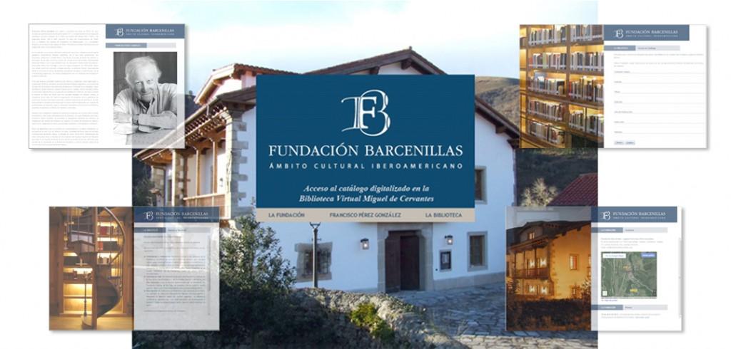 Desarrollo Web | Fundación Barcenillas