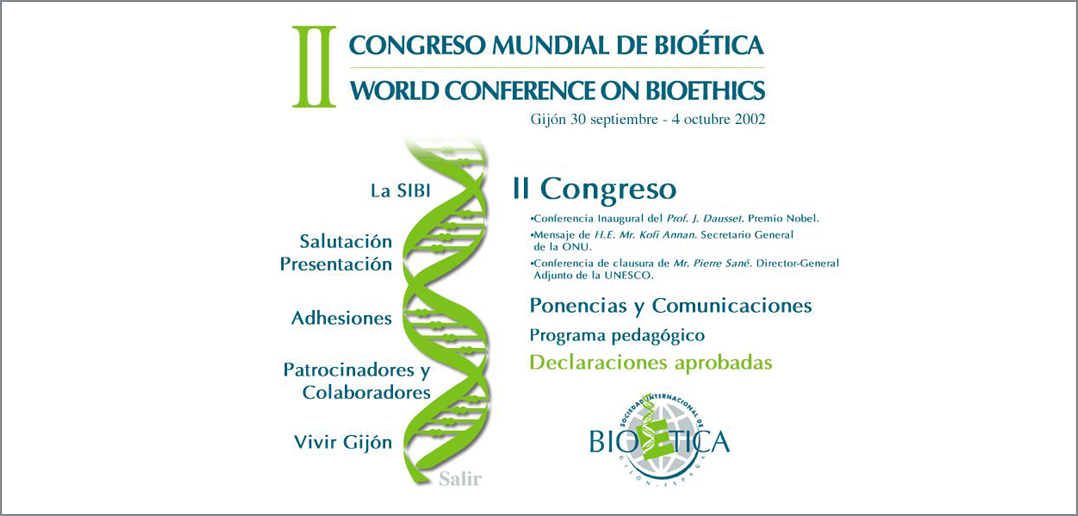 Aplicación Multimedia | Sociedad Internacional de Bioética