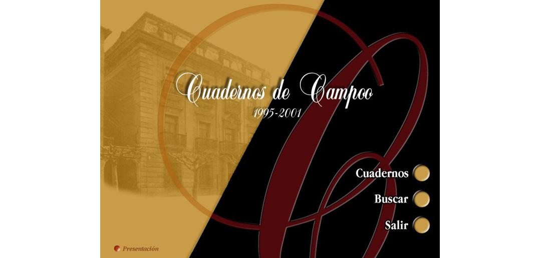 Aplicación Multimedia Cuadernos de Campoo | Casa de Cultura Sánchez Díaz