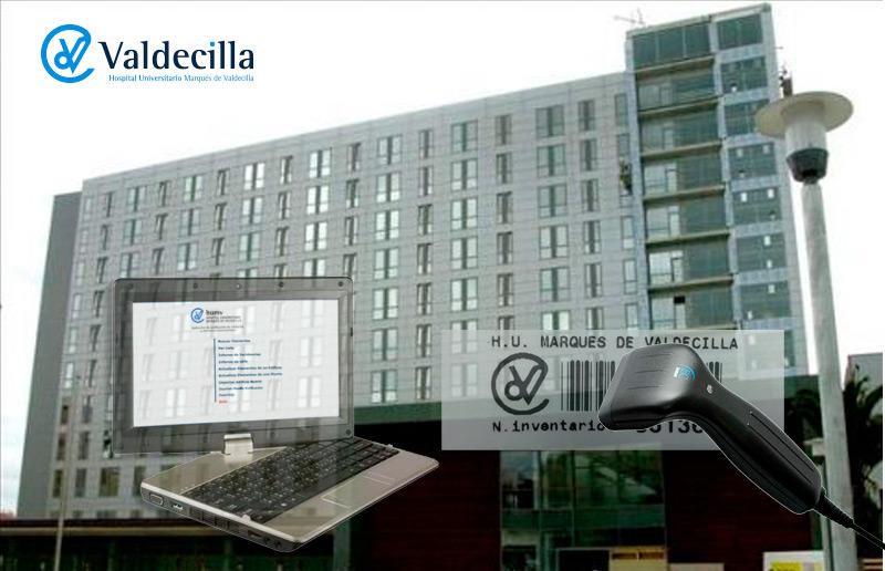 Proyecto de Verificación de Inventario | Hospital Universitario Marqués de Valdecilla